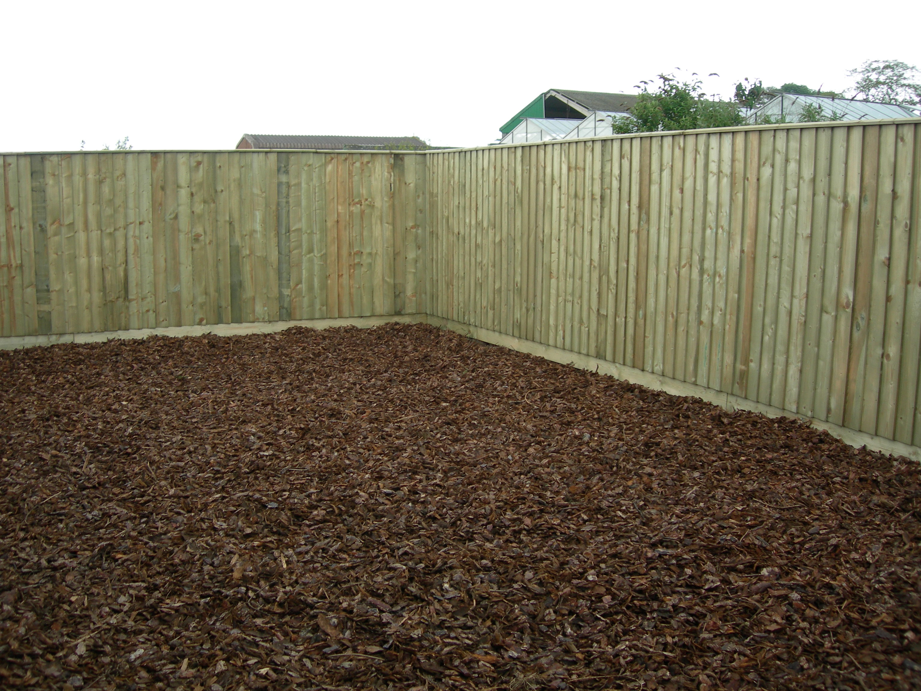 Moulds fencing residential